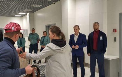 Дмитрий Рассохин и Илья Анищенко провели тренировку профайлеров в Рощино